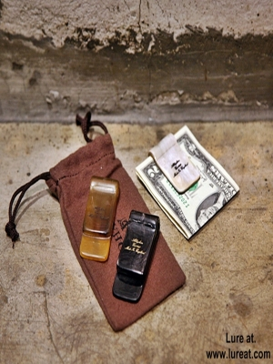 ABBEYHORN  Money Clip