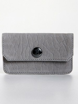 Parabellum Card Case- Grey