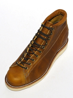 Chippewa 5 Bridgemen Lace-To-Toe - Copper Carprice