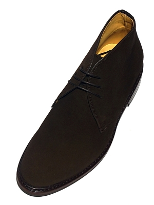 Berwick 1707 320 - Suede Dark Brown