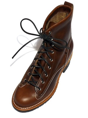 Chippewa Reserve Line 1935 8-in Original Logger - Chocolate
