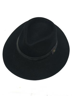 Ecua-andino Felt Hat Australian -Black