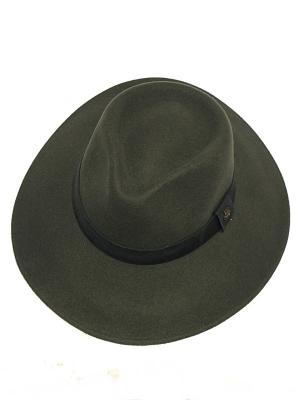 Ecua-andino Felt Hat Australian -Olive