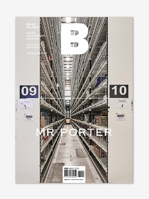 MAGAZINE B- Issue No. 51 Mr porter