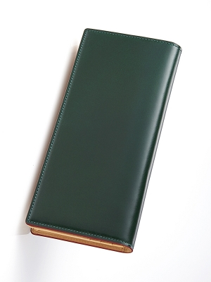Sacco Long Wallet - Green