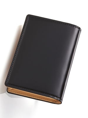 Sacco Business Card Holders - Black