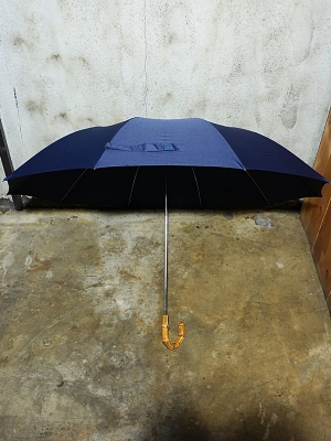 Fox Umbrellas Tel 4 - Whanghee Crook Navy
