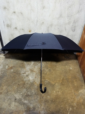 Fox Umbrellas TEL-1 Black Maple Wood Black