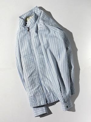 Eastlogue Flight Jacket - Blue Stripe