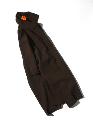 Andersen Andersen Polo Shot Sleeve - Brown