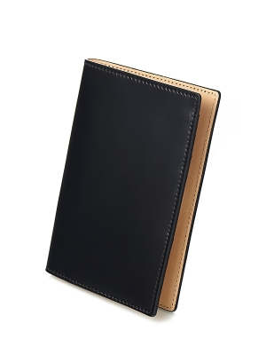 Sacco Passport Case- Black