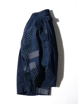 Eastlogue Officer  Shorts - Mix Dot