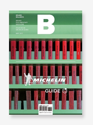 MAGAZINE B- Issue No. 56 Michelin Guide
