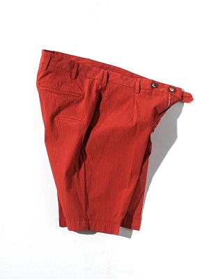 Germano 597 2922 Shorts Pants - Red