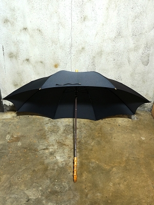 Fox Umbrellas SP2 - Short Whanghee Black