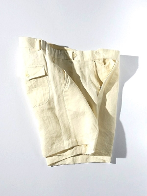 East Harbour Surplus Archie Classic Pants -Off White