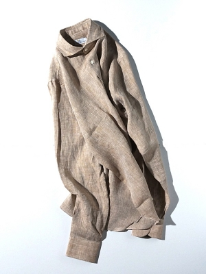 Mario Muscariello Peppino Linen - Beige