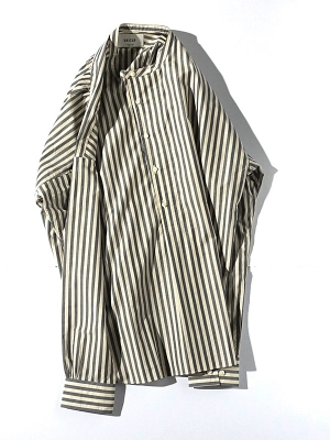 Unitus Pullover Shirts - Blue White Stripe