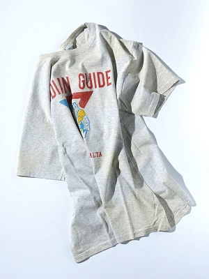 Wild Donkey Indian T- Shirt