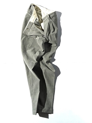 East Harbour Surplus Bryan Pants -Gray