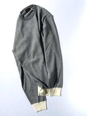 Morgano  414 2820 Round Knit  - Gray