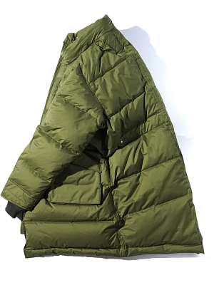 Eastlogue Fishtale Shield Parka - Olive