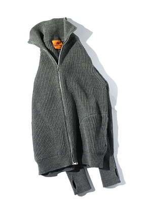 Andersen-Andersen Full Zip - Gray
