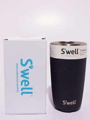 Swell Bottle Tumbler Collection 18oz   - Onxy