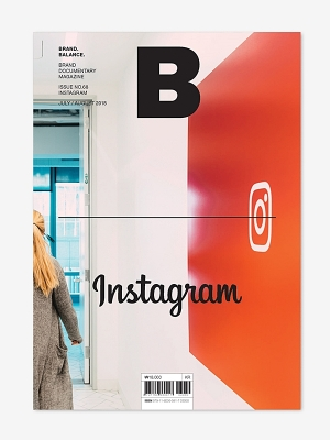 MAGAZINE B- Issue No. 68 Instagram