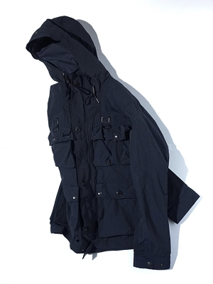 Eastlogue M70 Parka - Navy Ripstop
