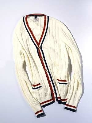 Mc Lauren Borg Knit Cardigan