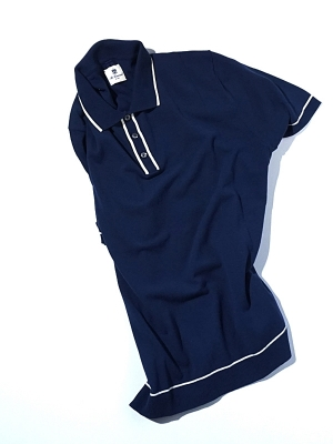 Mc Lauren Chaser Polo Knit - Navy