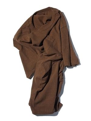 Oriental United Loopwheel T shirt - Brown
