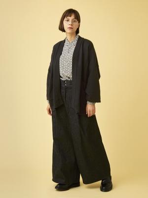 Yashiki Shunto Hanten Knit - Black