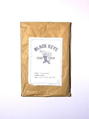 Wild Donkey Black Keys T- Shirt