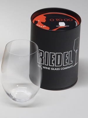 Riedel O To Go Big O Wine Glass