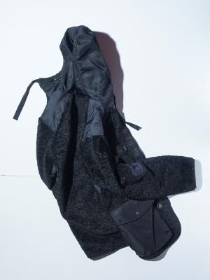 Eastlogue N3B Jacket - Black