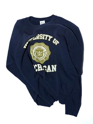 Wild Donkey Michigan Sweatshirts