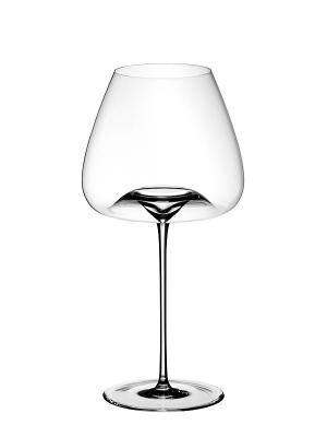 Zieher Wine Glass Balance - Burgundy
