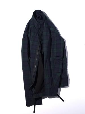 Eastlogue Fishtail Shirts Jacket -Black Watch