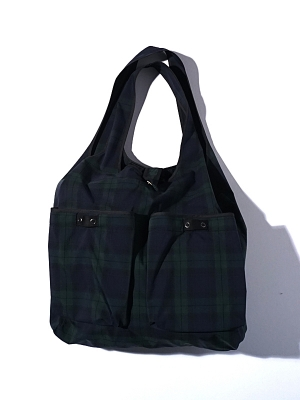 Eastlogue Wagon Bag - Black Watch