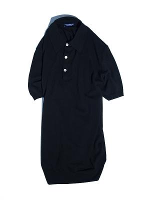 Morgano Polo Shirts - Black