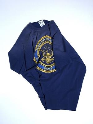Wild Donkey Navy Blue T- Shirt