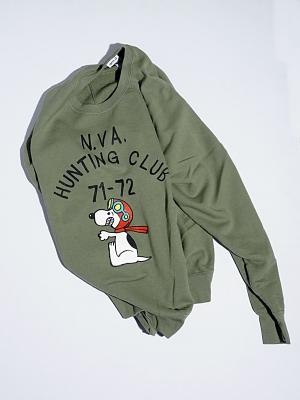 Wild Donkey Hunting Sweatshirts